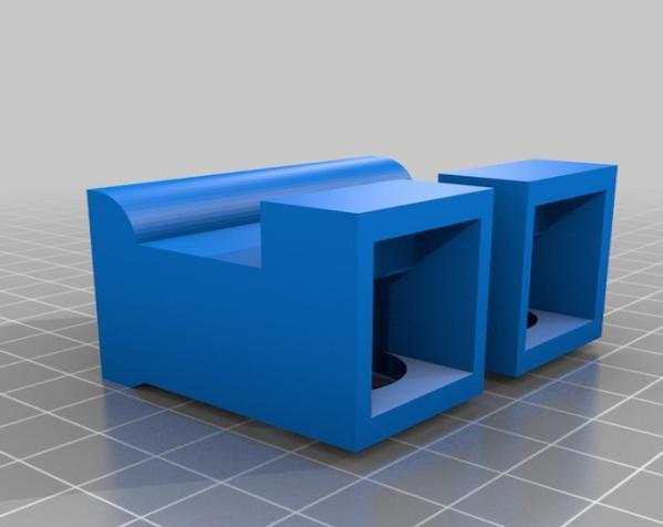 可高巨型尤达大师 3D模型  图3