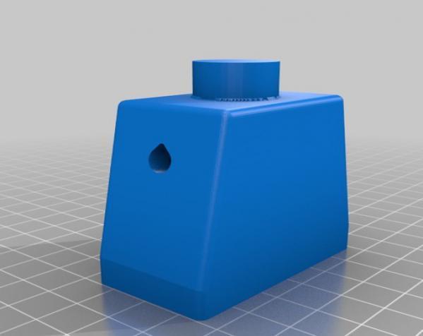 可高巨型尤达大师 3D模型  图5