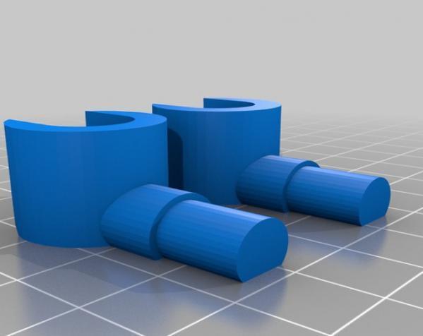 可高巨型尤达大师 3D模型  图7