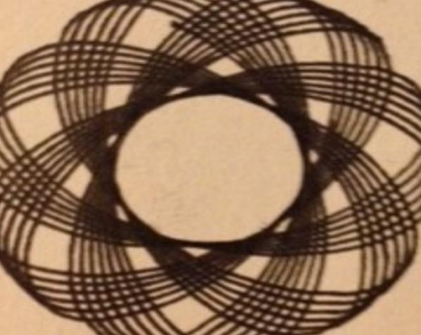 带有内旋轮线的画图工具 3D模型  图4