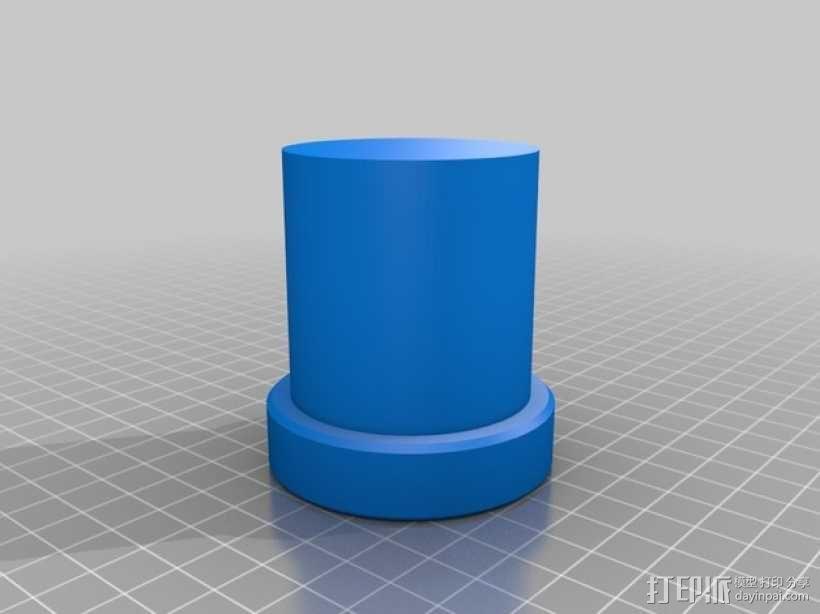 超级玛丽水管 3D模型  图4