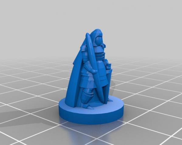 Pocket-Tactics:精灵VS.矮人 3D模型  图3