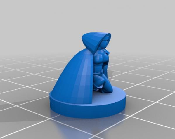 Pocket-Tactics:精灵VS.矮人 3D模型  图6