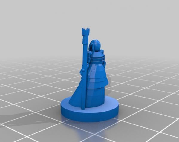 Pocket-Tactics:精灵VS.矮人 3D模型  图4