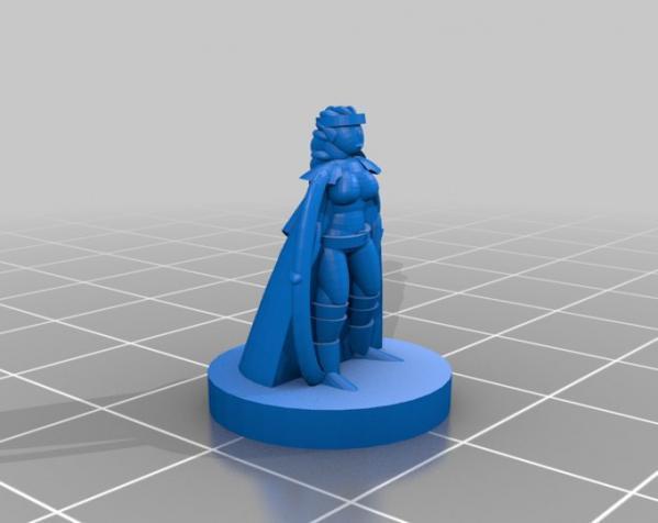Pocket-Tactics:精灵VS.矮人 3D模型  图7