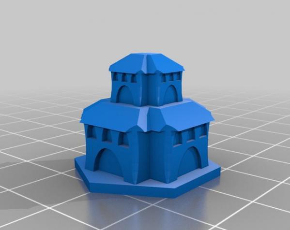 Pocket-Tactics:精灵VS.矮人 3D模型  图8