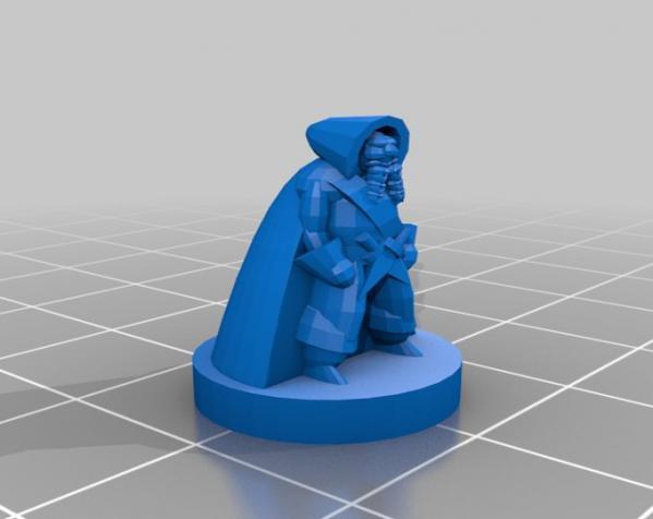 Pocket-Tactics:精灵VS.矮人 3D模型  图11
