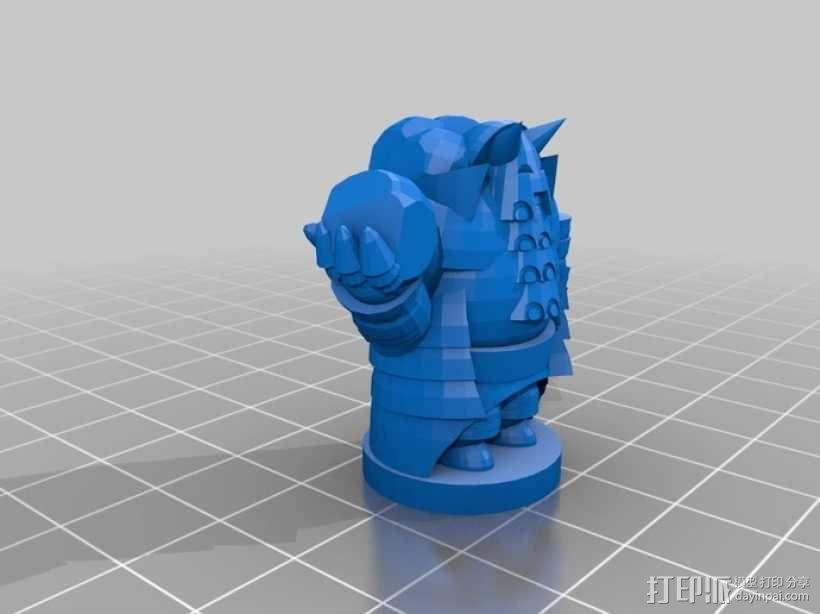 Pocket-Tactics:精灵VS.矮人 3D模型  图9