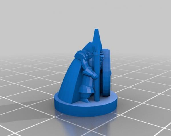 Pocket-Tactics:精灵VS.矮人 3D模型  图12