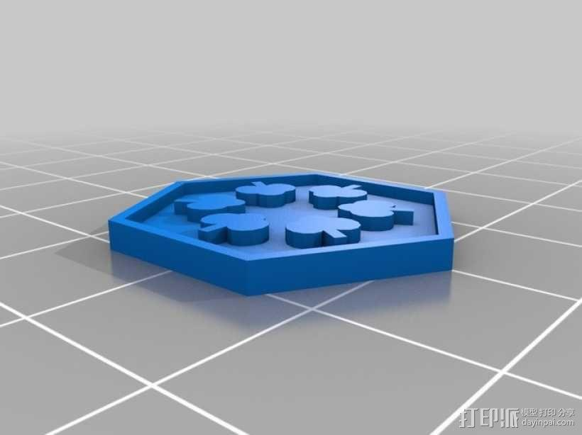 Pocket-Tactics:精灵VS.矮人 3D模型  图17