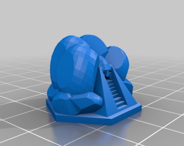 Pocket-Tactics:精灵VS.矮人 3D模型  图15