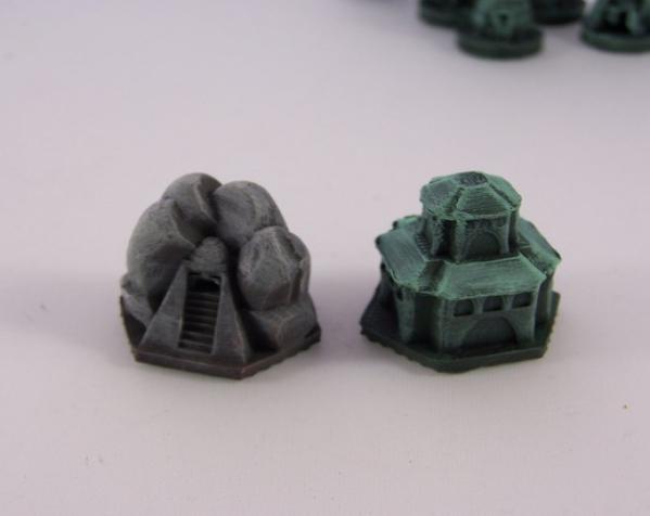Pocket-Tactics:精灵VS.矮人 3D模型  图23