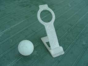 简易弹弓 3D模型