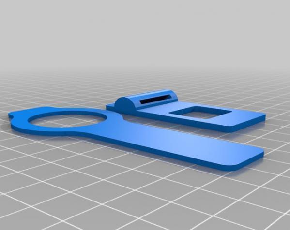 简易弹弓 3D模型  图6