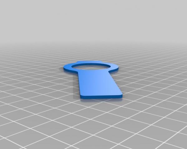 简易弹弓 3D模型  图7