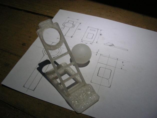 简易弹弓 3D模型  图9