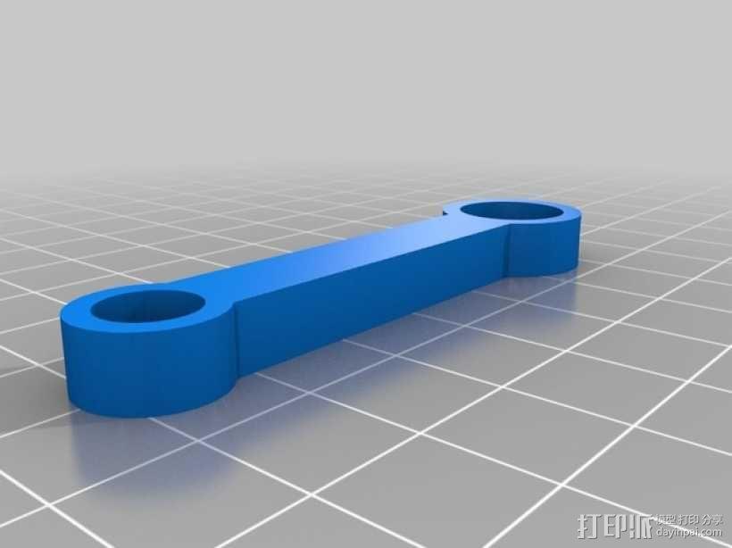 直线型转缸式发动机 3D模型  图10