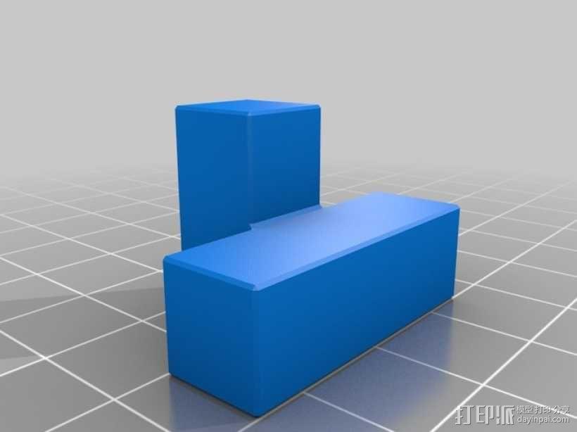 半小时魔方 3D模型  图3
