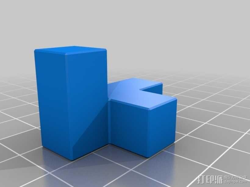 半小时魔方 3D模型  图6