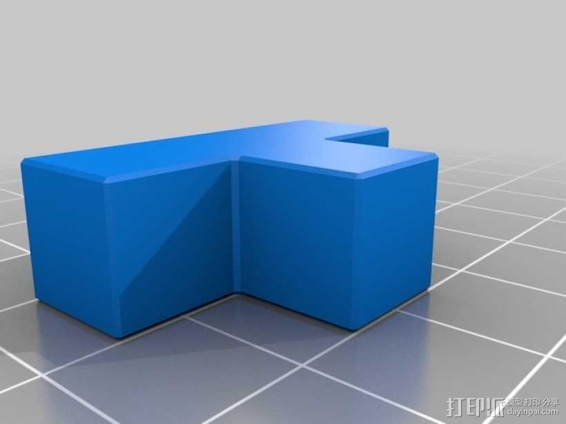 半小时魔方 3D模型  图5