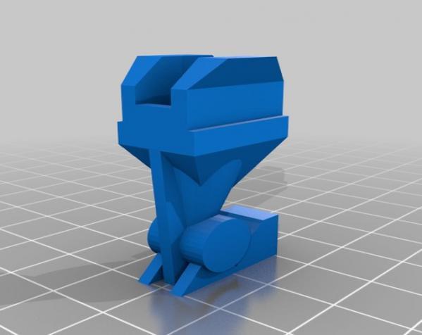 国际象棋机器人玩偶 3D模型  图8