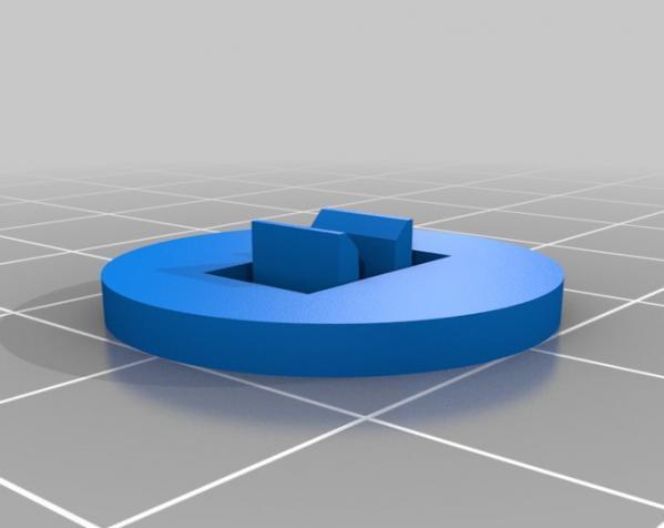 压配合销玩具 3D模型  图2
