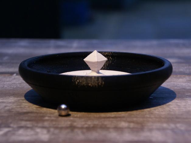 轮盘赌游戏 3D模型  图5