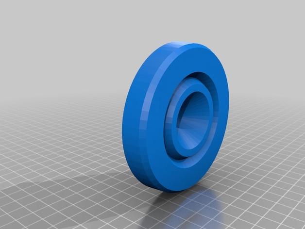 轮盘赌游戏 3D模型  图7