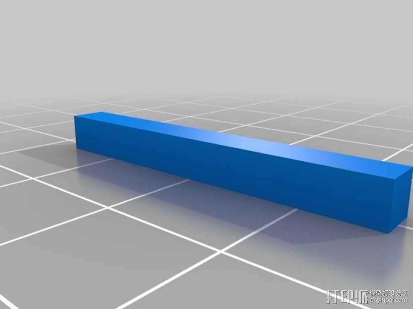 鲨鱼形发动机模型 3D模型  图9