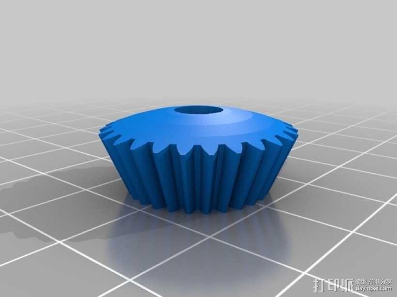 终极版球形齿轮 3D模型  图6