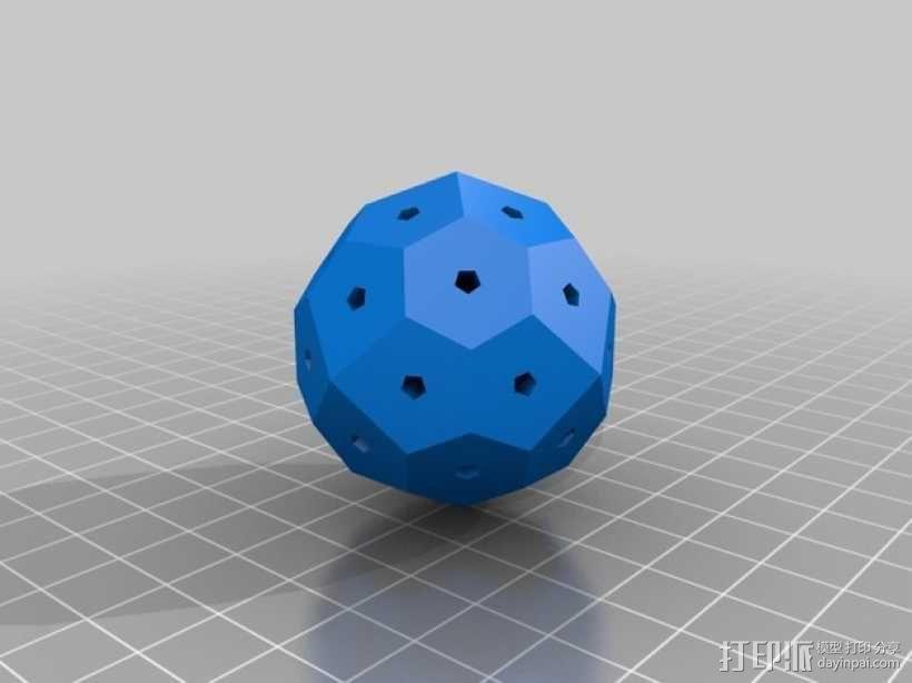 终极版球形齿轮 3D模型  图7