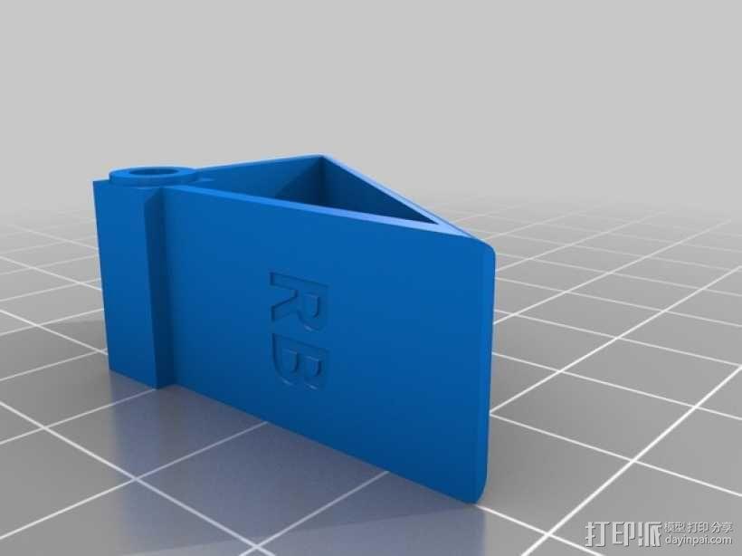 XBox游戏机触发适配器 3D模型  图7