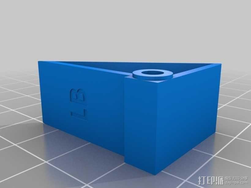 XBox游戏机触发适配器 3D模型  图6