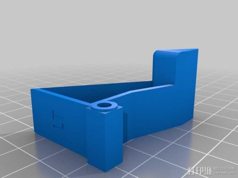 XBox游戏机触发适配器 3D模型  图8