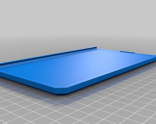 斯汤顿象棋棋子盒 3D模型  图3