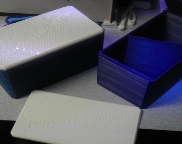 斯汤顿象棋棋子盒 3D模型  图2