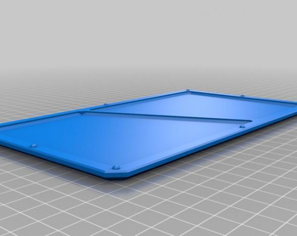 斯汤顿象棋棋子盒 3D模型  图4