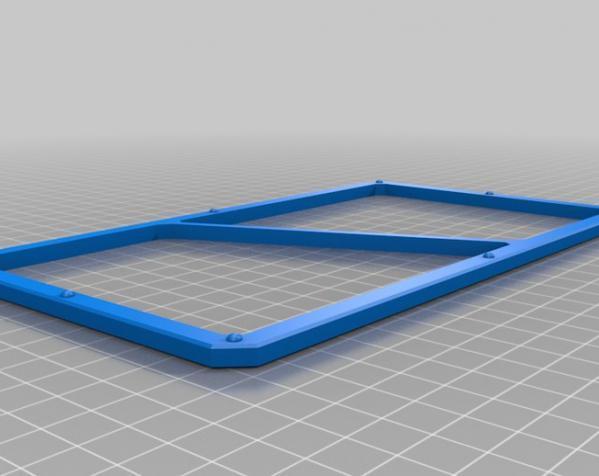 斯汤顿象棋棋子盒 3D模型  图5