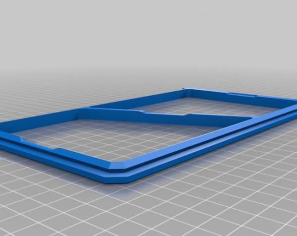 斯汤顿象棋棋子盒 3D模型  图6