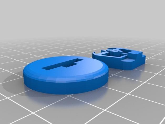 FlatMinis:藏宝箱 3D模型  图3