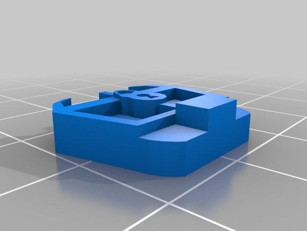 FlatMinis:藏宝箱 3D模型  图4