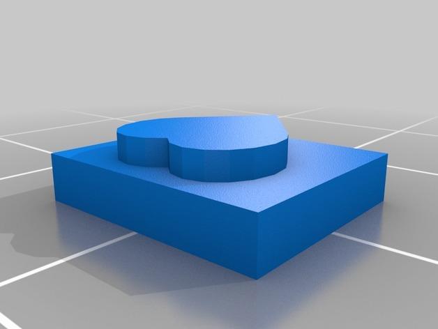 玩具手机 3D模型  图2