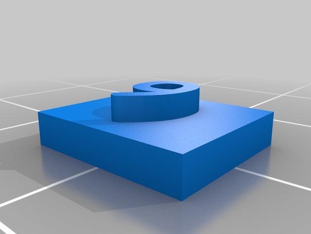 玩具手机 3D模型  图4