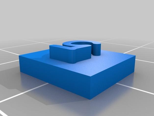 玩具手机 3D模型  图3
