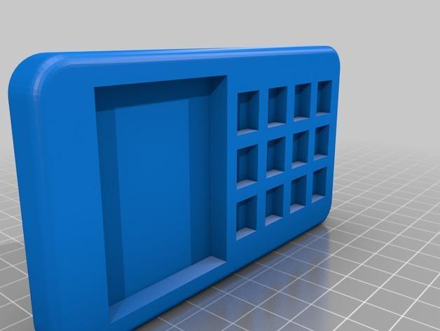 玩具手机 3D模型  图13