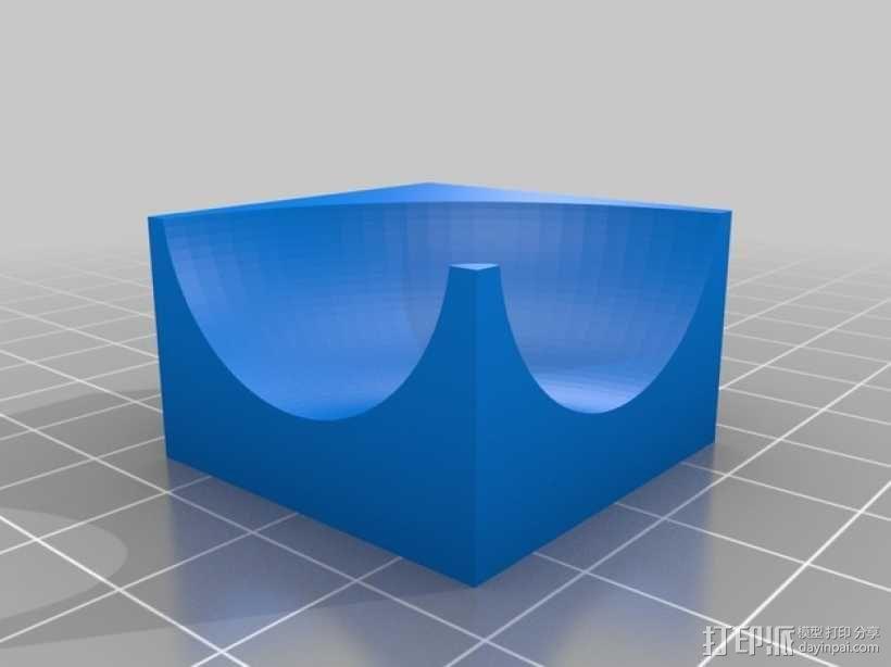 得宝弹珠运行轨道 3D模型  图7