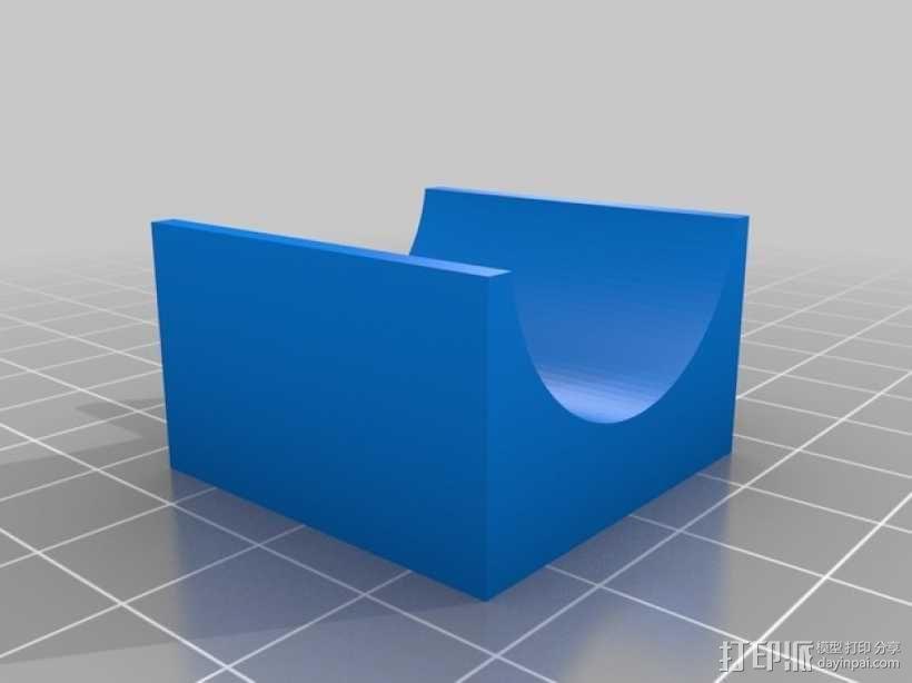 得宝弹珠运行轨道 3D模型  图8