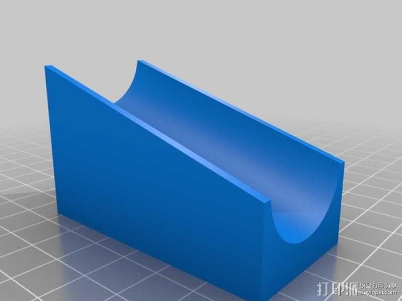 得宝弹珠运行轨道 3D模型  图11