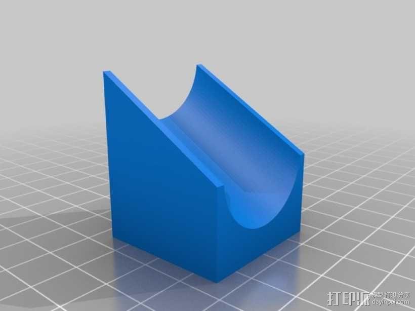得宝弹珠运行轨道 3D模型  图10