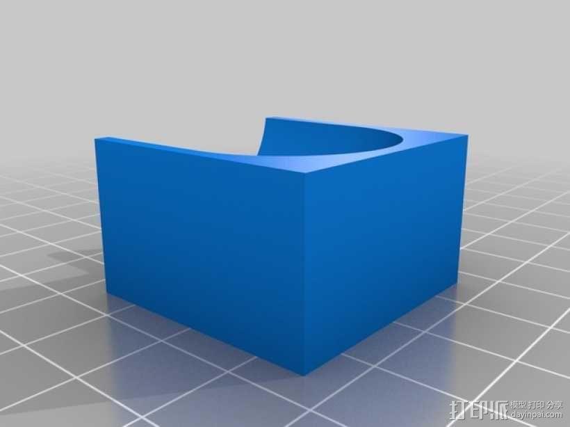 得宝弹珠运行轨道 3D模型  图16